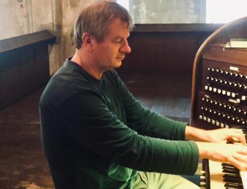 "Zarte Töne an der Zörbiger Orgel im Rahmen des ""Rühlmann-Festival"""